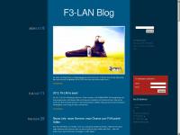 f3-lan.de Webseite Vorschau