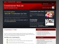 Crosstrainer-test.de