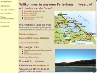 Koserow-ferienhaus.de