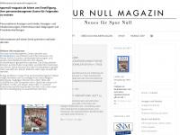 spurnull-magazin.de