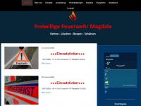 Feuerwehr-magdala.de