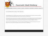 Feuerwehr-rietberg.de