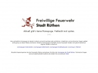 Feuerwehr-ruethen.de
