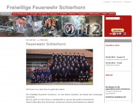 Feuerwehr-schierhorn.de