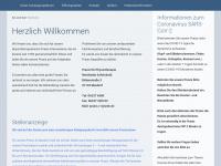 physiotherapie-maxdorf.de Webseite Vorschau