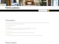 filmlocations.at Webseite Vorschau