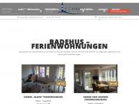 amrum-ferienwohnung.com Webseite Vorschau