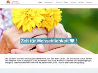 ambu-team.de Webseite Vorschau