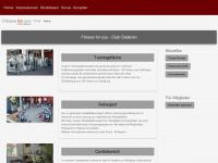 fitnessclub-oederan.de