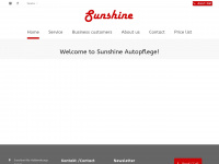 sunshine-autopflege.de