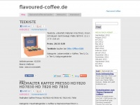 flavoured-coffee.de