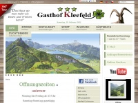kleefeld.at