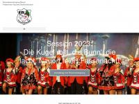 kvn-nauort.de Webseite Vorschau