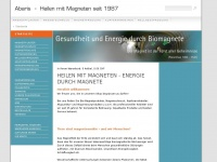 magnetpflaster.ch
