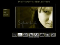 photoarts-reflection.de Webseite Vorschau