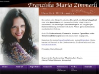 Franziskazimmerli.ch