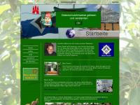 fredneumann.de Webseite Vorschau