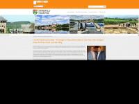 mansfeldsuedharz.de Webseite Vorschau