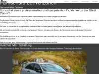 2drive.ch Webseite Vorschau