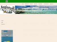 anglertreff-online.de Webseite Vorschau
