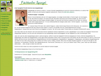 fuechtorfer-spargel.de Webseite Vorschau