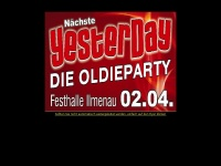 Yesterday-oldieparty.de