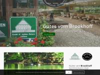 brookhoff.de Webseite Vorschau