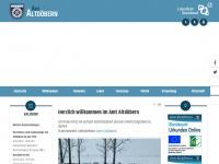 amt-altdoebern.de Webseite Vorschau