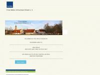 fwv-erbach.de Webseite Vorschau