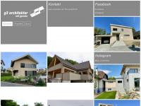 g3-architektur.ch Webseite Vorschau