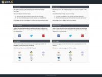 g3f-webhosting.de Webseite Vorschau