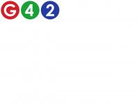 g42.ch Webseite Vorschau
