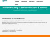 g3s.de Webseite Vorschau