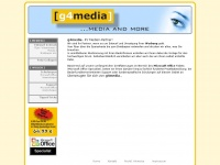g4media.de Webseite Vorschau