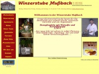 winzerstube-mussbach.de
