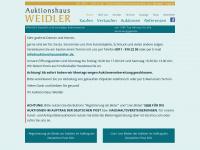 auktionshausweidler.de