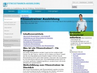 fitnesstrainer-ausbildung.net