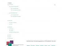 kvzsgd.de Webseite Vorschau