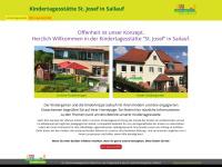 kindergarten-sailauf.de Webseite Vorschau