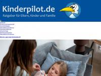 kinderpilot.de Webseite Vorschau