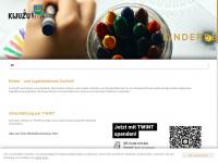 kijuzu.ch Webseite Vorschau