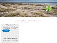 swizzline.ch Webseite Vorschau
