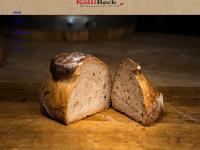 koellibeck.ch Webseite Vorschau
