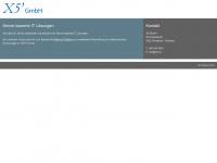 x5.nu Webseite Vorschau