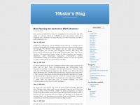 t0bstar.wordpress.com Webseite Vorschau
