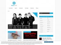 giga-music.de Webseite Vorschau