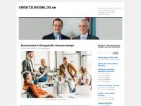umsetzungsblog.de