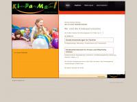 kinderpartymacher.ch Webseite Vorschau