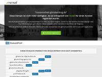 masterarbeit-ghostwriting.de