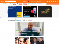 terra.com.br Webseite Vorschau